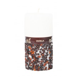 Scented candle ProCandle 071009 / roller / vanilla