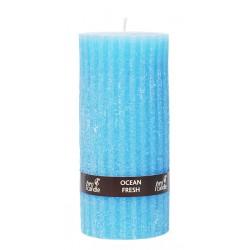 Świeca zapachowa ProCandle EJ1807 / walec / zapach morski