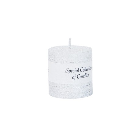 Świeca okazjonalna Pro Candle 901071/walec/złota