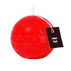 Świeca zapachowa ProCandle 720020/kula/melon