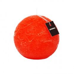 Świeca zapachowa ProCandle 731008/kula/pomarańcza
