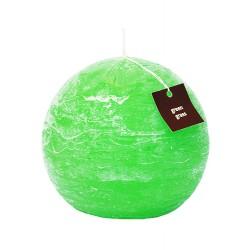 Świeca zapachowa ProCandle 721004 / kula / świeża trawa