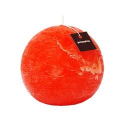 Świeca zapachowa ProCandle 721008 / kula / pomarańcza